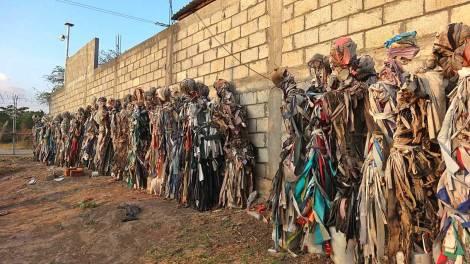 Esculturas de Helen Escobedo